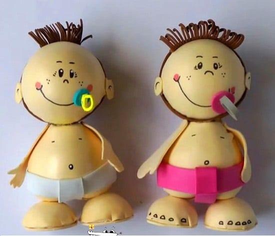 Elabora tus propios fofuchos bebe de Sumo