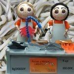 artesania empresarial de muñecas fofuchas