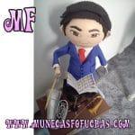 Muñeca Fofucha personalizada Musico 3