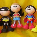 Muñecas Fofuchas de Super Heroes