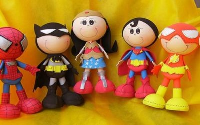 Fofuchos Superheroes