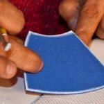 tecnica para pintar fofucha personalizada plana