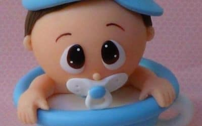 Cómo hacer una Fofucha de Bebé Fácilmente