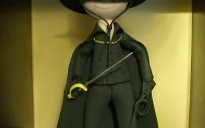 Cómo Hacer un Fofucho de El Zorro (Parte 2)