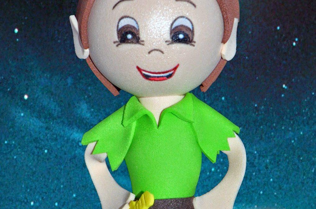 Fofulápiz de Peter Pan
