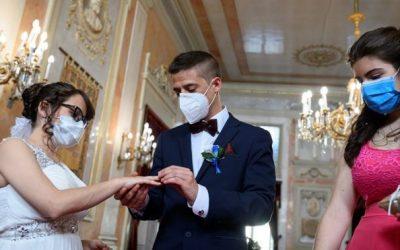 La adaptación de los grupos de música para bodas en la nueva normalidad