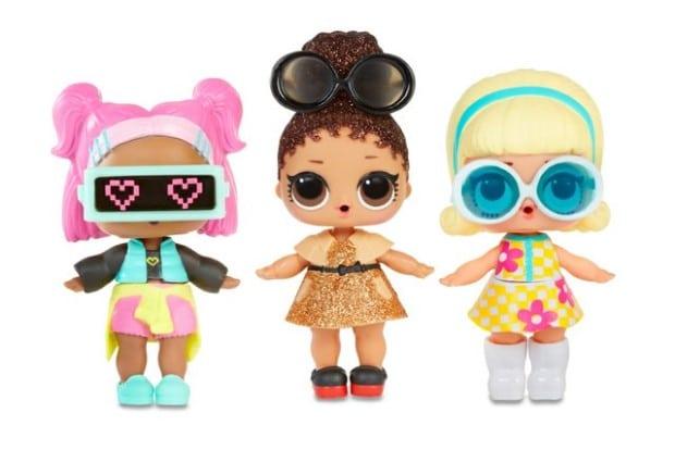 comprar muñecas lol surpirse con goma eva