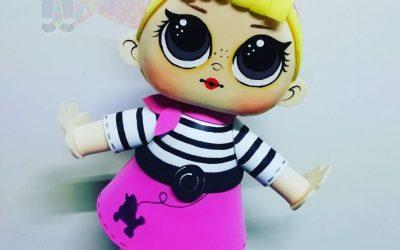 Diseño de muñecas fofuchas estilo LOL
